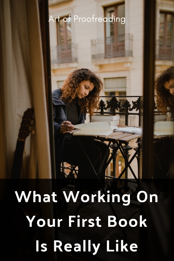 "What is it like to work on your first book as a proofreader or copy editor? Read this interview with out latest course grad and find out. She shares what it was like charging what she's worth, and how it really feels to sit down and ""read"" for money!"